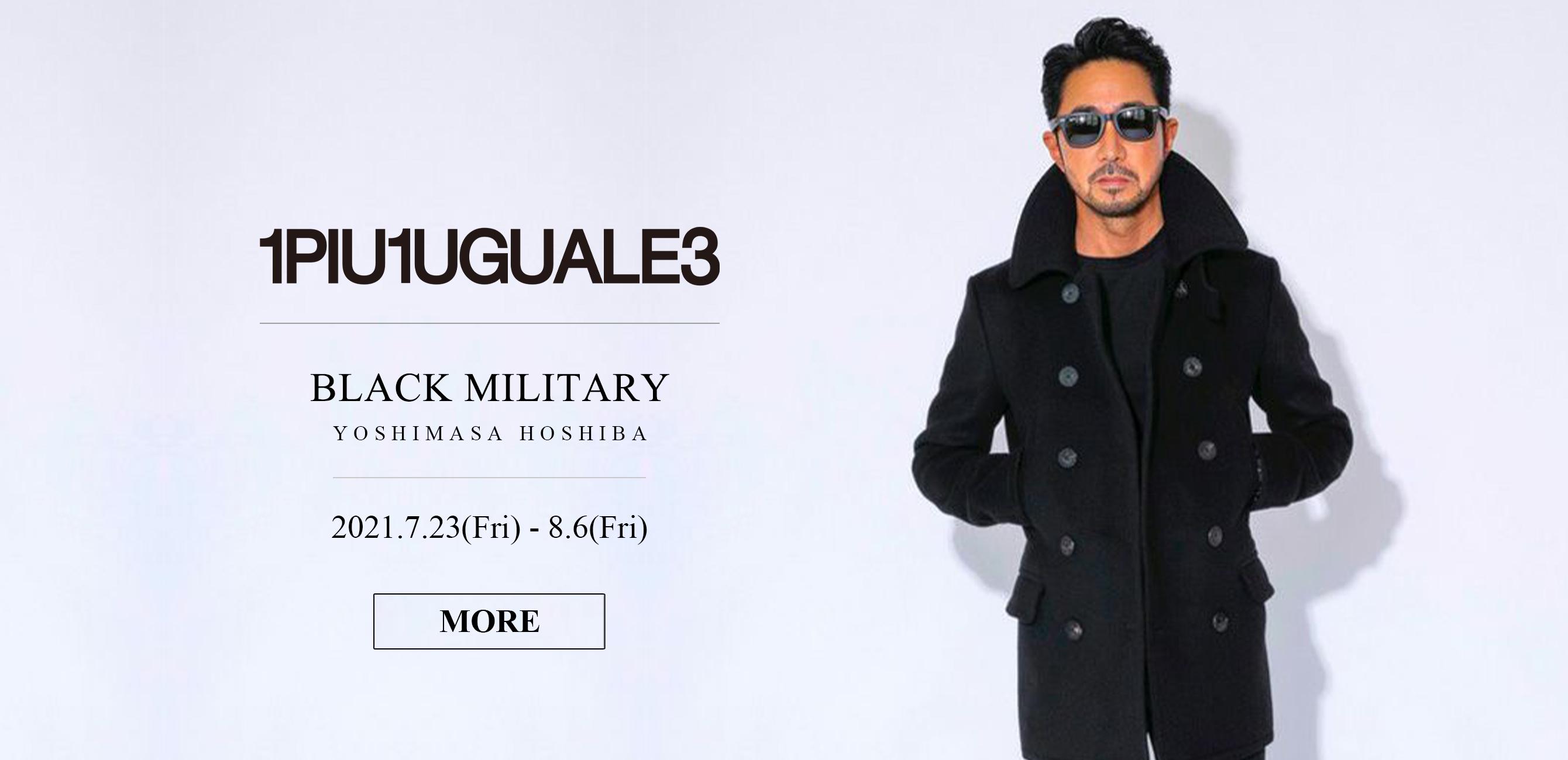 BLACK MILITARY